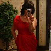Шикарное брендовое платье AX Paris