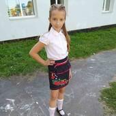 Дуже гарна спідничка в школу