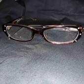 стильные женские очки +1