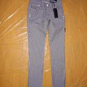 W25 L32, поб 44-46, новые! джинсы скинни брюки Golf Junkie