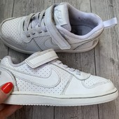 Кожаные кроссовки Nike оригинал 29,5 размер стелька 18,5 см
