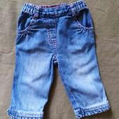 брендовые джинсы на девочку