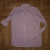 Классная рубашка на мужчину. Размер указан М.