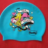 Шапочка для купання,в басейн,4-8 лет