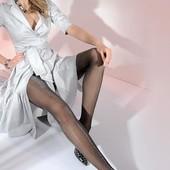 Блестящие колготки с люрексом lurex 20d