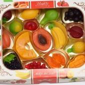 Мармелад фруктовый подарочный лот 2 пачки