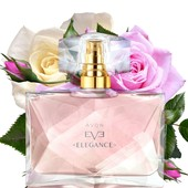 Композиция отражает нежность и страсть, легкость и глубину, чувственность и силу Avon Eve Elegance