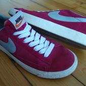 Кроссовки Nike Blazer натур замша оригинал 36 размер