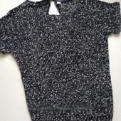 2 размера Эффектная фирменная футболка свитшот от Esmara Новая