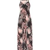 длинное платье сарафан макси zara new look
