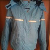 215, термо Куртка, деми, мембрана, внутри флис, мембрана, S. Crane sports. состояние отличное