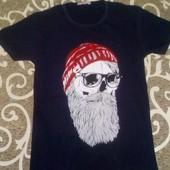 Молодёжные футболки с ярким принятом! футболки. 100% х/б. Турция!