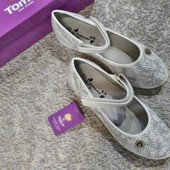 Туфли для девочек ТМ Tom.m р. 34