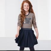 Стильная юбка для девочки Tchibo(Германия), размеры: 146-152