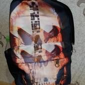 Новый молодежный рюкзак для отдыха и спорта