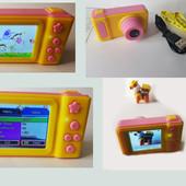 Детский фотоаппарат с записью видео и цветным экраном dvr baby camera