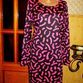 Качество!!! Стильное платье от H&M, новое состояние