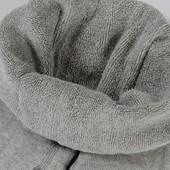☘ Лот 1шт☘ Теплые термо лосины, махровые, из био-хлопка от Tchibo(Германия), р: 98/104, св. серый