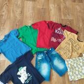 футболки 5-6 лет набор