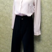 Собираем лоты!! Комплект брюки клеш (кюлоты) +блуза, размер xs-s