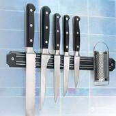 Держатель для ножей и инструментов с мощными магнитами