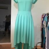 Нарядное праздничное платье! Размер 34!