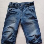 Джинсовые шорты pоcopiano на рост 152, 100% хлопок, см. замеры!