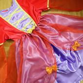 """Праздничное платье """"Фея"""" с колпаком. Смотрите замеры"""