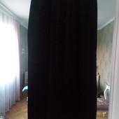 ! Черная юбка плиссировка в состоянии новой вещи. Смотрите замеры.