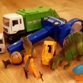 Набор игрушек для мальчика на выбор уп 15%, нп 5% скидка