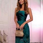 Шикарное элегантное платье, которое не нуждается в рекламе! Состояние нового