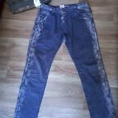 Стильные женские джинсы L XL