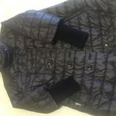 Очень классная демисезонная куртка батал 50-52