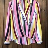 Модная блузочка в полоску