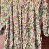 тоненькая блузка на пышные формы