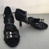 Туфли для танцев латино ча-ча-ча и другие раз. 35