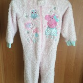 Пижама, человечек, кигуруми, слип, единорог, розмір 10-11 лет 140-146 см. Unicorn