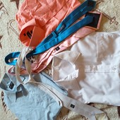 Пакет рубашек размер S39/40 плюс галстуки