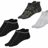 4 пары носков от Crivit®, махровые пятка и носок, верх дышит. размер 43-44.