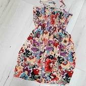 Мягкое домашнее платье