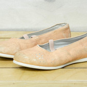 gray р 31 - 18,5 см балетки на девочку