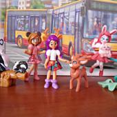 Коллекционные киндер-игрушки для девочки.