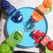 классная настольная игра голодные лягушки