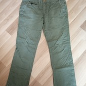 Чоловічі зелені джинси, 10% знижка на УП