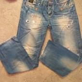 Мужские фирменные джинсы Турция р.34