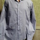 Собираем лоты!! Дорогая, фирменная мужская рубашка, размер xl