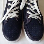 Кроссовки кожа/замша, Италия, размер 43, стелька 28 см