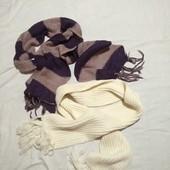 Теплые шарфы на зиму✓Размер 207/27✓2 шт.в лоте✓Много лотов✓