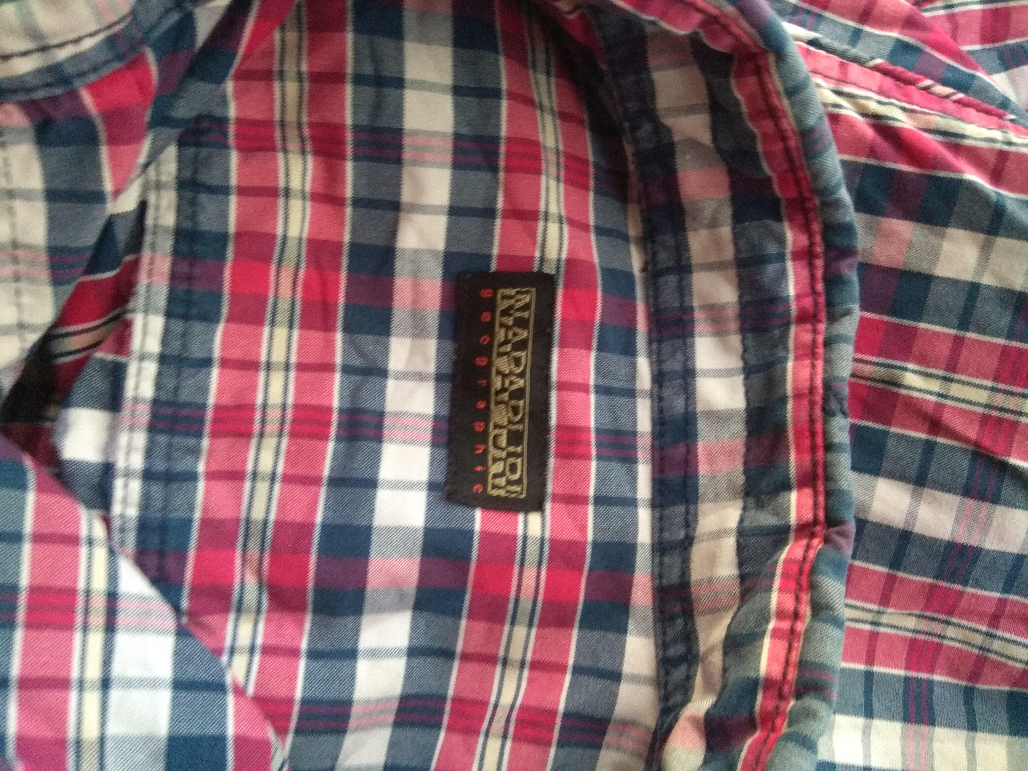 Мужская рубашка, р.S/M - Фото №4