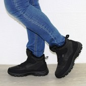 Шикарные зимние ботинки. Теплые и качественные!